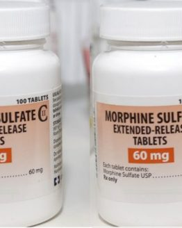 Buy Quality Morphine 60 mg Tablets Online