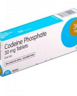 Buy Quality Codeine Phosphate 30mg Tablets Online